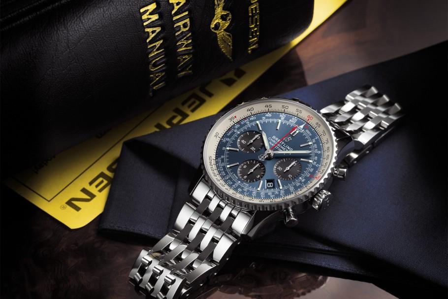 Breitling Navitimer 1 B01 Chronograph 43