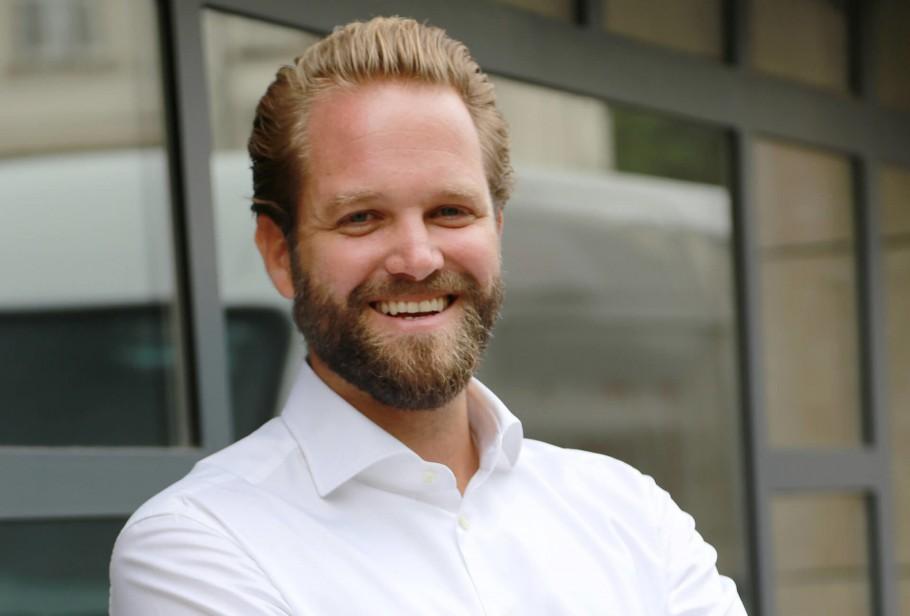 Nicolas Hildenbrand, Watchdreamer's CEO