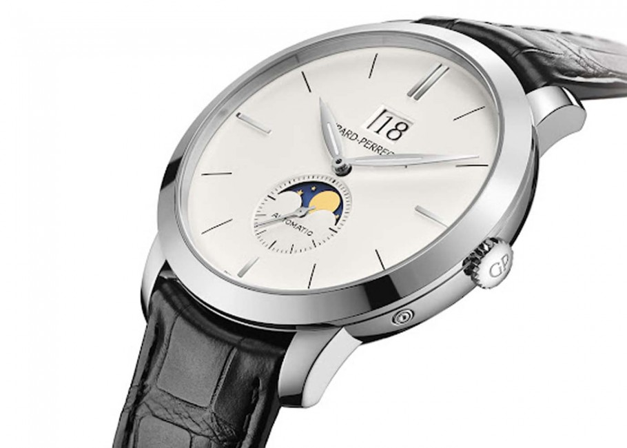Girard-Perregaux 1966 Date and Moon Phases 40