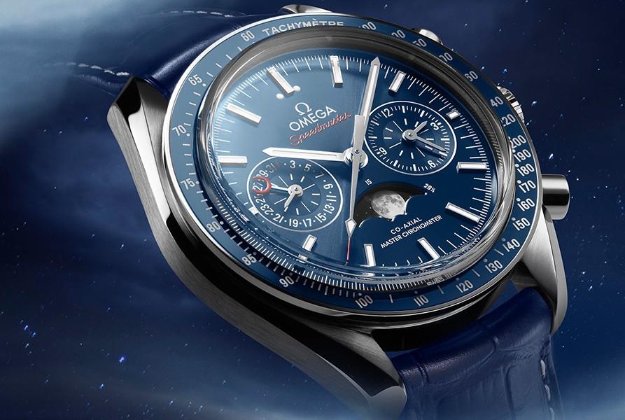 Omega Speedmaster Moonphase Chronograph