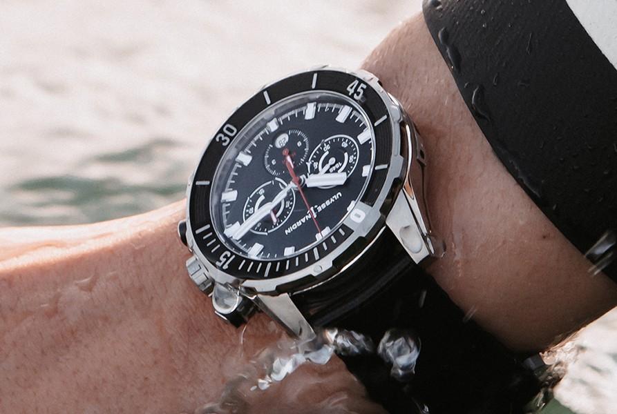 Ulysse Nardin Diver Chronograph 44