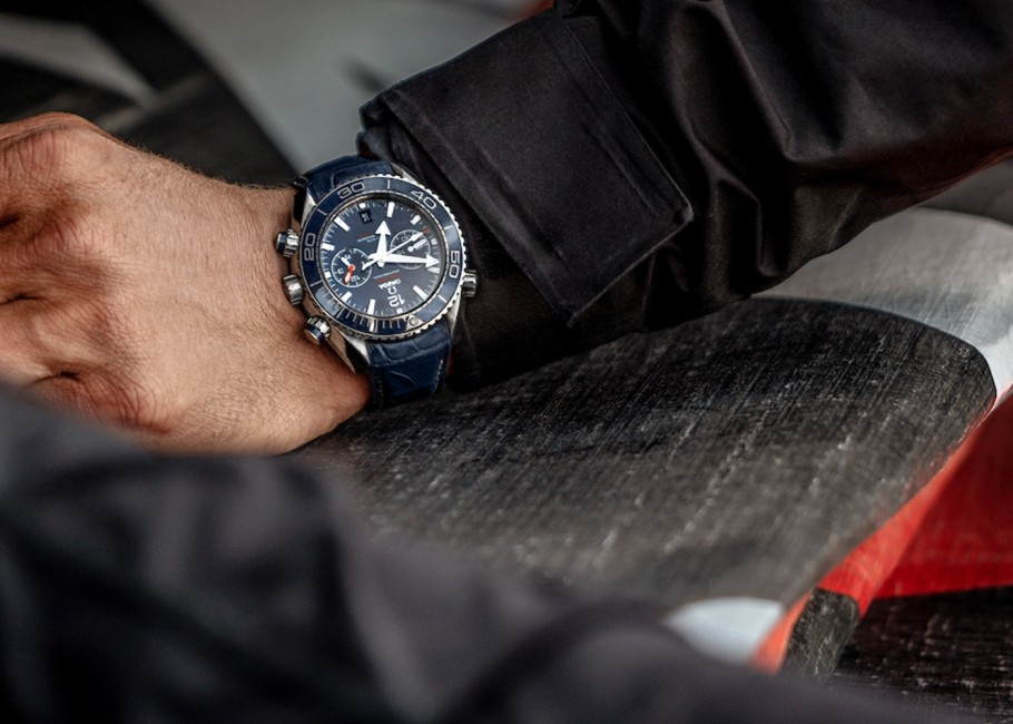 Scuba Diving with the Omega Seamaster Planet Ocean 600M
