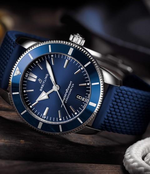 Dive into summer_Breitling Superocean Heritage II