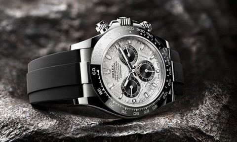 Rolex Oyster Perpetual Cosmograph Daytona avec cadran météorite