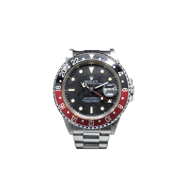 Rolex GMT Master II 16760 Fat Lady Circa 1988