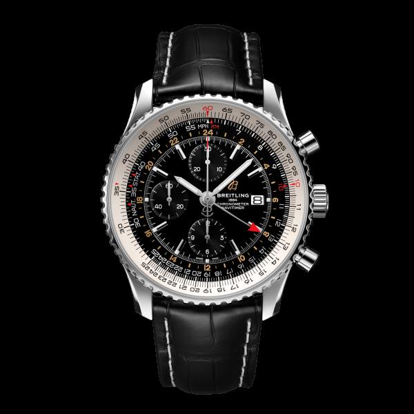 Breitling Navitimer Chronograph GMT