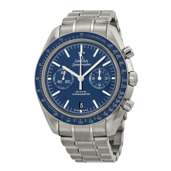 Omega Moonwatch Speedmaster Blue