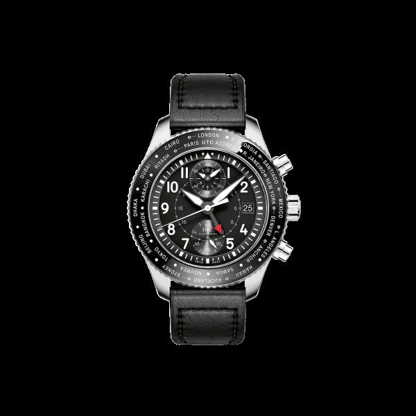 IWC Pilot's Watch Timezoner Chronograph 46