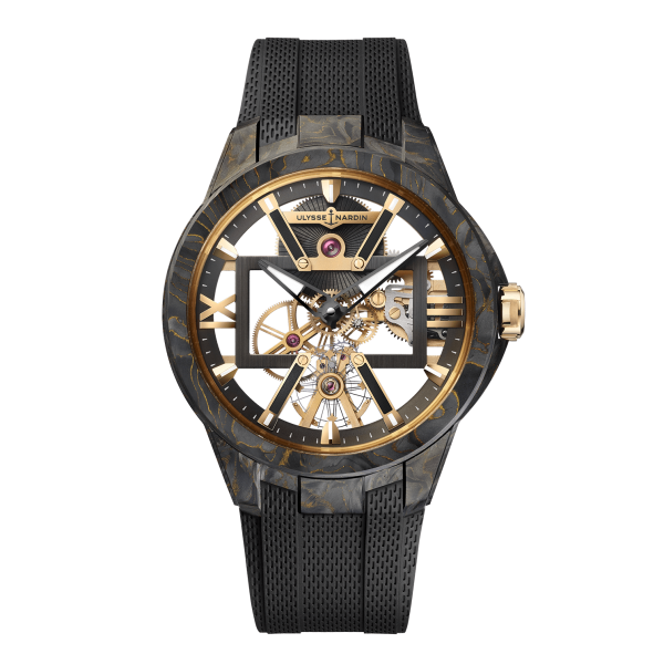 Ulysse Nardin Executive Skeleton X 43