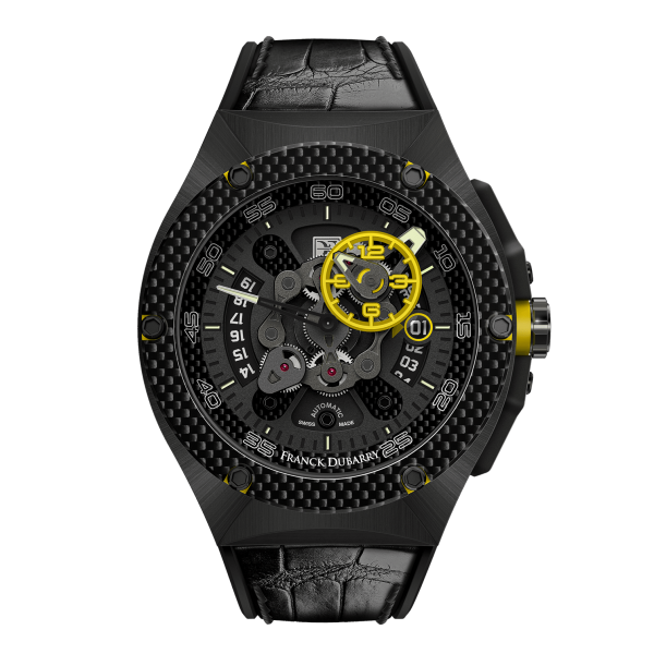 Franck Dubarry Crazy Wheel 43