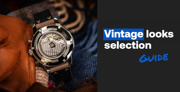 Vintage looks selection Guide